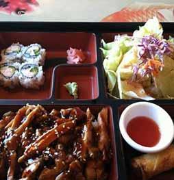 Spicy Bento